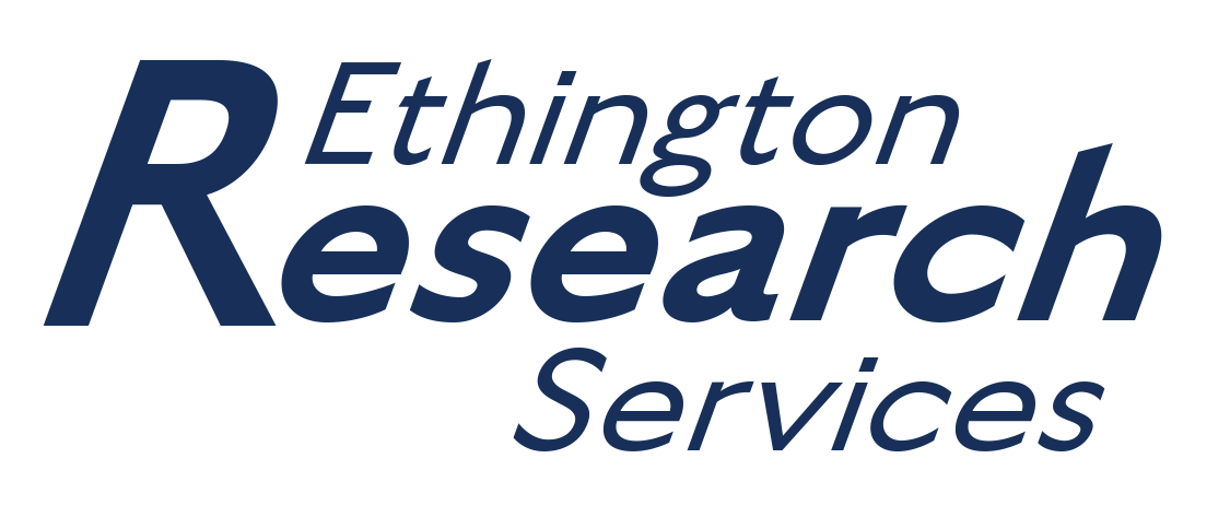 Ethington Research Services